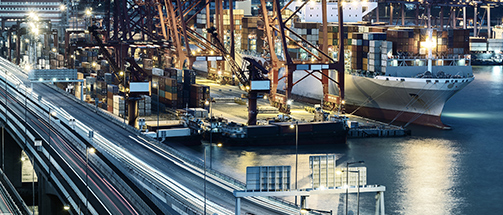 Logistics chain | 4PL service | 3PL | Ocean freight