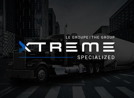 Xtreme Spécialisé   Transport hors normes   Équipement lourd