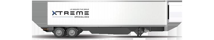Remorque réfrigérée | Équipement | Transport international