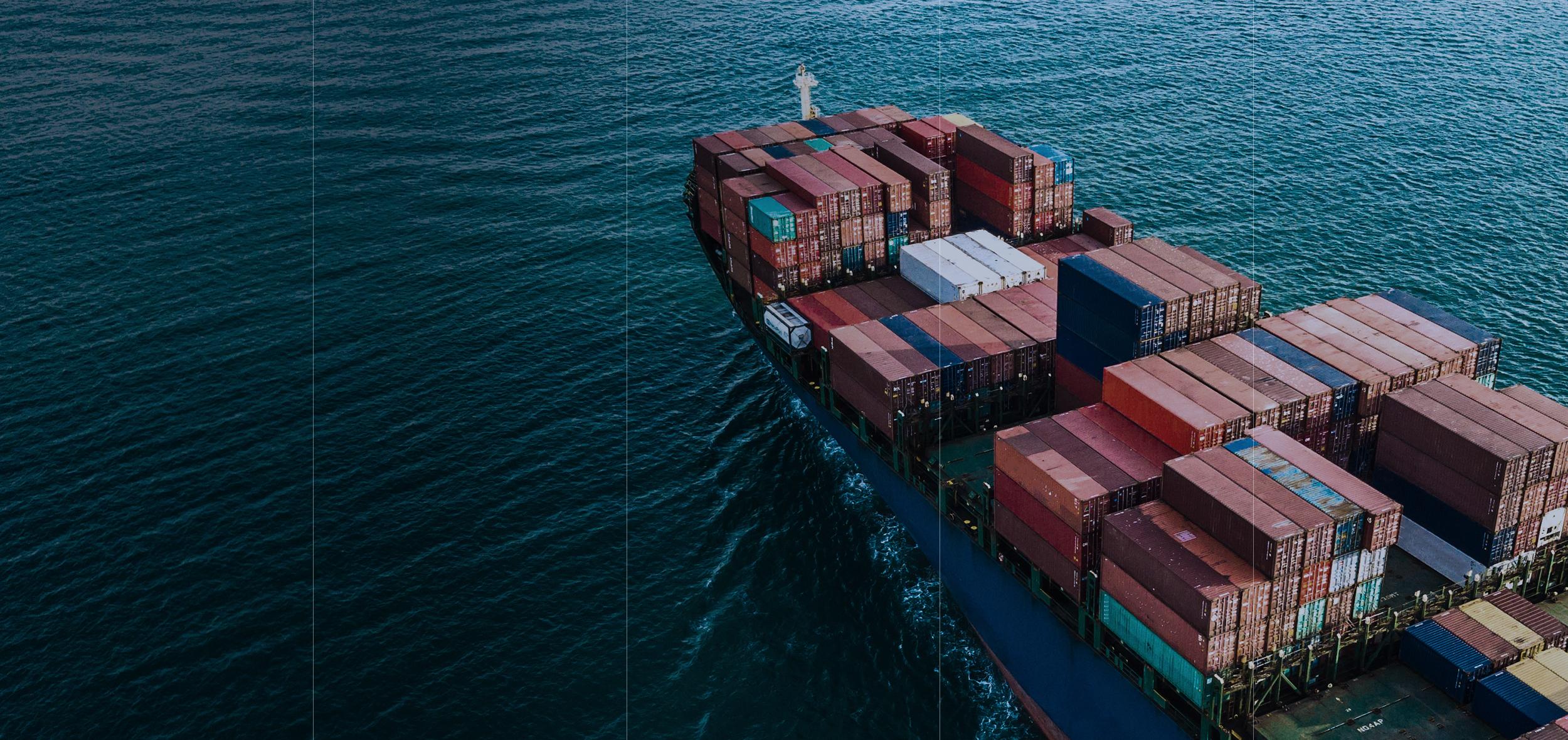 Sea cargo   Ocean freight services   Import   Export   Goods